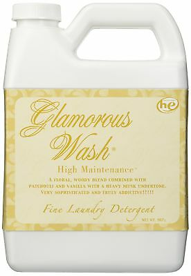 TYLER Glamour Wash Laundry Detergent High Maintenance, 32 Fluid Ounce 32 Ounce Laundry Detergent