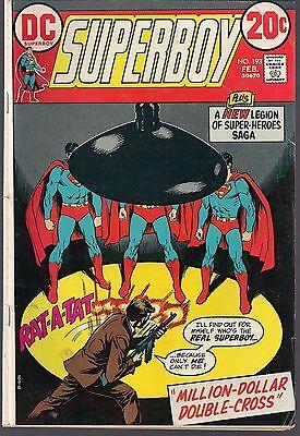 SUPERBOY #193 DC 02/72