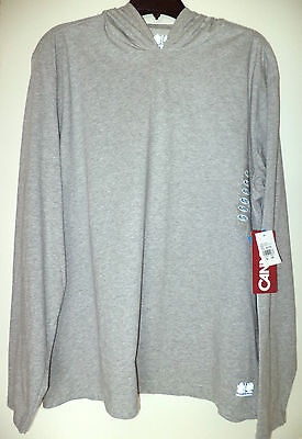Vancouver 2010 Olympic HBC Mens Gray Hoodie Long Sleeve Shirt Extra LARGE NWT