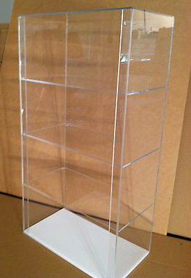 Usa- Specialacrylic Counter Top Display Case 12 X 7 X 22.5 Different Spacings