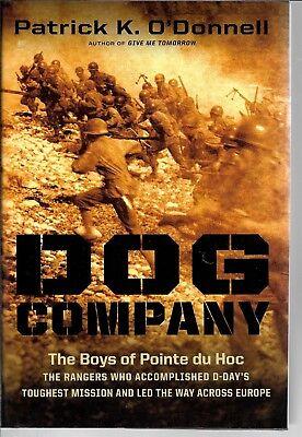 DOG Company, The Boys of Pointe du Hoc, 2012, Patrick