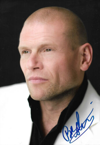 Bo Skovhus Opera signed 8x12 inch photo autograph