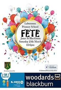 Laburnum Primary School Fete Blackburn Whitehorse Area Preview