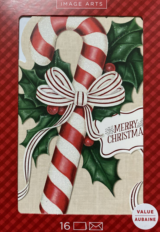 Christmas Cards  By Image Arts 16 cards in a box