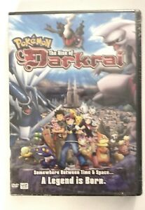 Pokemon - Movies and TV Series dvds - anime