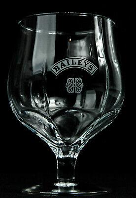 "Baileys Glas / Gläser, Tumbler - Irish Cream Whiskey ""Der Klassiker"" Stielglas"
