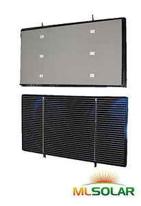 40 WHOLE 3x6 Solar Cells Short Tabbed Sharp Edge NEW DIY 12V Solar Panel