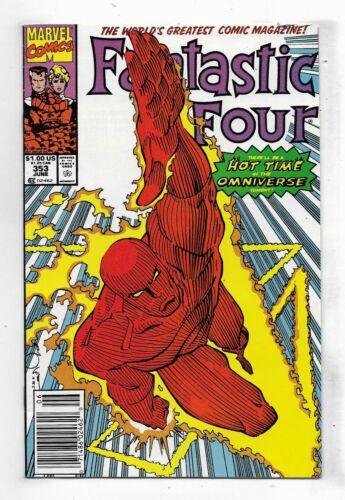 Fantastic Four 1991 #353 Fine