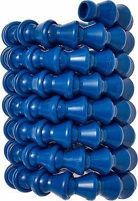 1 5 Long Coil Of 14 Blue Loc-line Usa Original Modular Hose System 49419