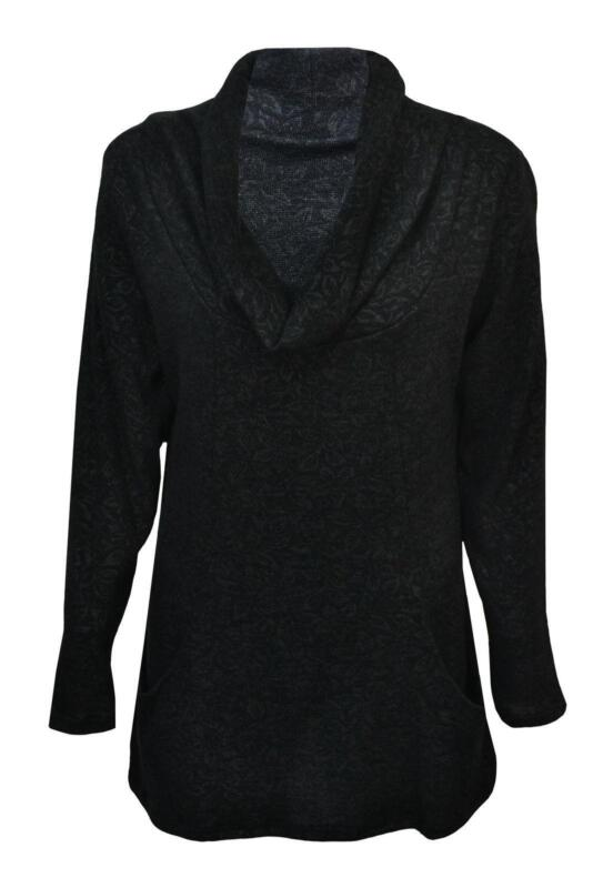 Cowl Neck Sweater Mens