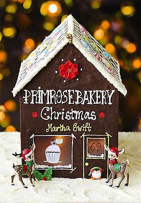 PRIMROSE BAKERY CHRISTMAS by Martha Swift   9780224098953    FREE SHIP to OZ ()