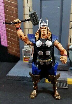 Marvel legends Custom thor Loki hela Angela bore Odin Avengers hulk betaray