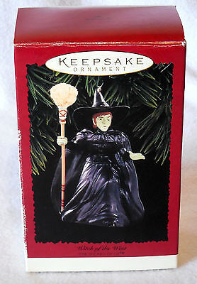 Witch of the West Hallmark ornament Wizard of Oz 1996 New