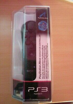 Official Sony PlayStation PS3 PS4 PSVR Move Navigation Controller - NEW SEALED