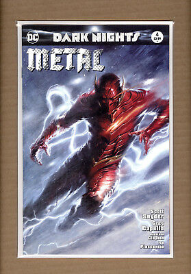 DARK NIGHTS METAL #4  DELL'OTTO COLOR  VARIANT LIMITED TO 3000 NM+