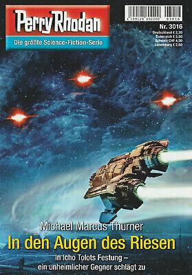 PERRY RHODAN Nr. 3016 - In den Augen des Riesen - Michael Marcus Thurner - NEU