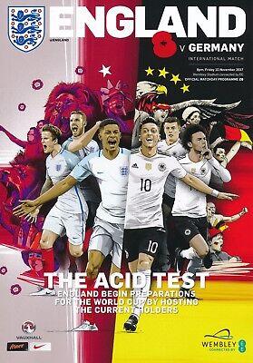 ENGLAND v Germany (Friendly @ Wembley Stadium) 2017