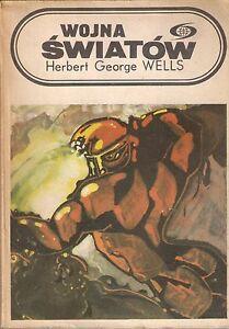 Herbert George Wells WOJNA ŚWIATÓW - <span itemprop=availableAtOrFrom>Góra Slaska, Polska</span> - Herbert George Wells WOJNA ŚWIATÓW - Góra Slaska, Polska