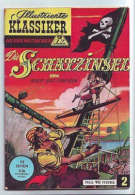 Illustrierte Klassiker 1952 1-8 komplett Rudl-Verlag gut erhalten