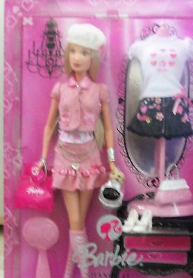Barbie Shanghai Blonde Doll BFC Exclusive 2008 Mattel NEW MINT