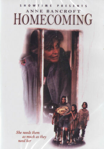 Homecoming (DVD, 2007)  Anne Bancroft  Showtime & Hallmark Entertainment  NEW