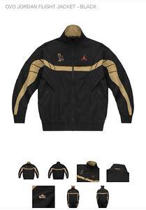 Ovo Air Jordan jacket