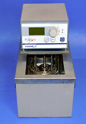 Vwr Scientific 1136d Heated Circulating Water Bath Tested Missing Lid