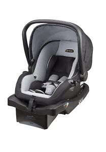 Evenflo LiteMax 35 Platinum Infant Car Seat, Moon Shadow
