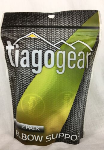 Tiagogear Elbow Support Tennis Elbow Brace with Compression