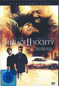 Menace II Society (Deluxe Edition) [FSK16] (DVD)  NEU+OVP