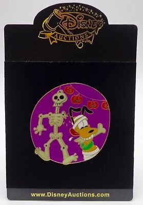 Disney Auctions Halloween Party Pluto Pin Le 100