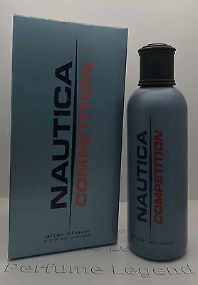 NAUTICA COMPETITION BY NAUTICA FOR MEN 4.2 OZ.AFTER SHAVE SPLASH NIB (SKU:703)