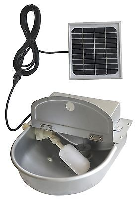 Automatic Drain and Fill Water Dispenser-Feeder for Pet Dog, Cat, Bird,