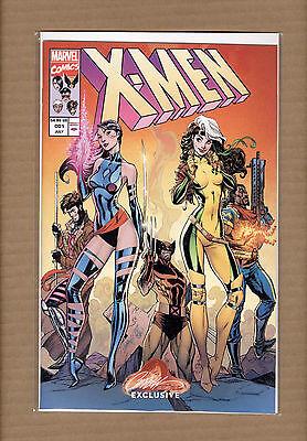 Astonishing X-Men #1 J SCOTT CAMPBELL B VARIANT  NM/MT