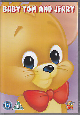 Baby Tom and Jerry (Tom and Jerry Kids Show Season 1 Volume 2) UK R2 & R4 DVD](Family Halloween Shows)