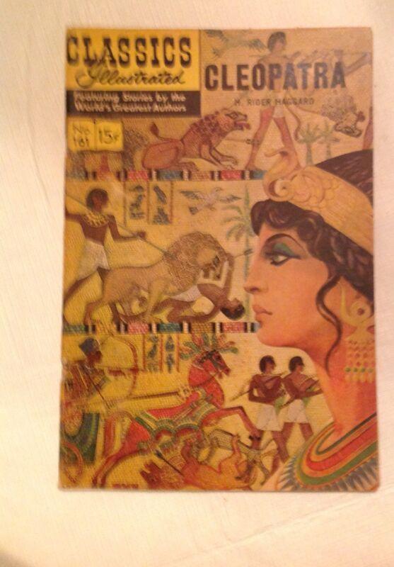 Cleopatra #161 1961