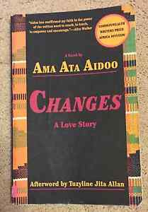 Changes - A Love Story by Ama Ata Aidoo