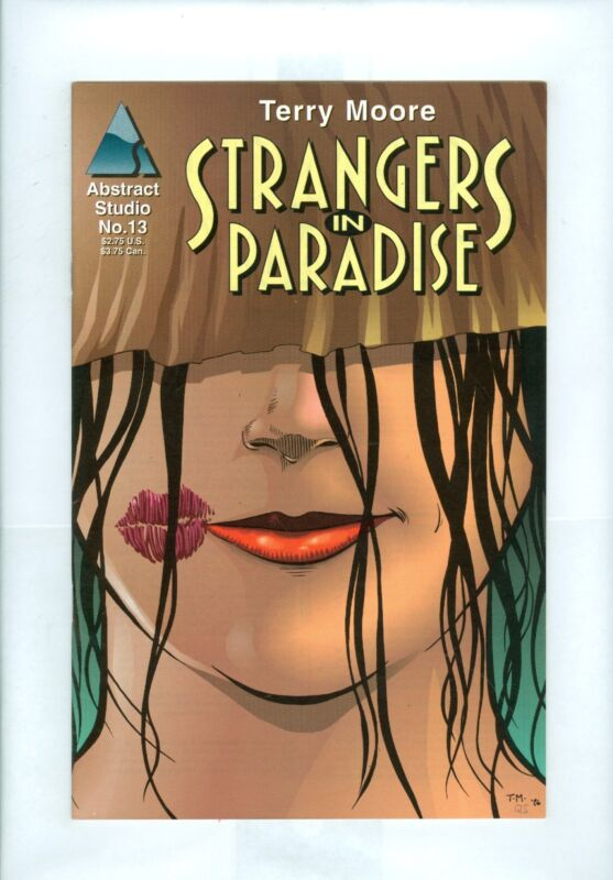 Strangers In Paradise (Abstract Studio 1994) #13 NM- Terry Moore