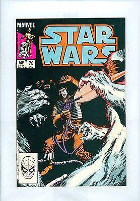 Star Wars #78 VFNM Layton McDonnell Wedge Antilles Luke Skywalker Princess Leia