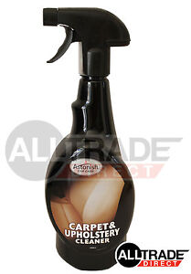 CAR-750ml-CARPET-UPHOLSTERY-FOAM-CLEANER-SEATS-DISINFECT-DEODERISE-HEAVY-DUTY