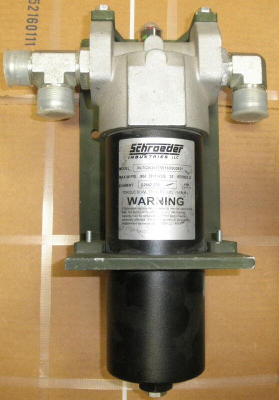 4330-01-614-7738 Fluid Filter Assembly USMC 10004C0102