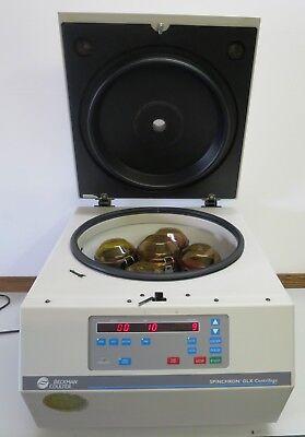 Spinchron Dlx Benchtop Centrifuge - Beckman Coulter