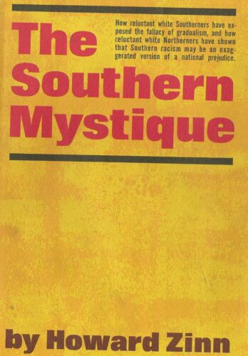 1964 southern mystique james silver university mississippi copy SIGNED @ H. Zinn