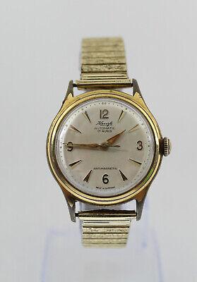 KIENZLE Automatic 17 Jewels Cal. 57/17a  Men's Watch Circa 1960s Made in Germany segunda mano  Embacar hacia Argentina
