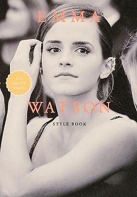 EMMA WATSON All About Emma Style Book JAPAN PHOTO BOOK 2014