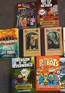Books 8-10 year old