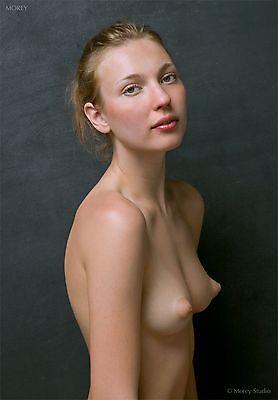 Fine Art Nude Model, Yelena 2.18, signed photo by Craig Morey