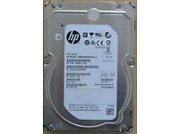 HPE 2TB SMKR2000S5xeN7.2 ST2000NM0034 779248-001 1HT274-087 7.2K SAS 12Gbps 3.5 LFF
