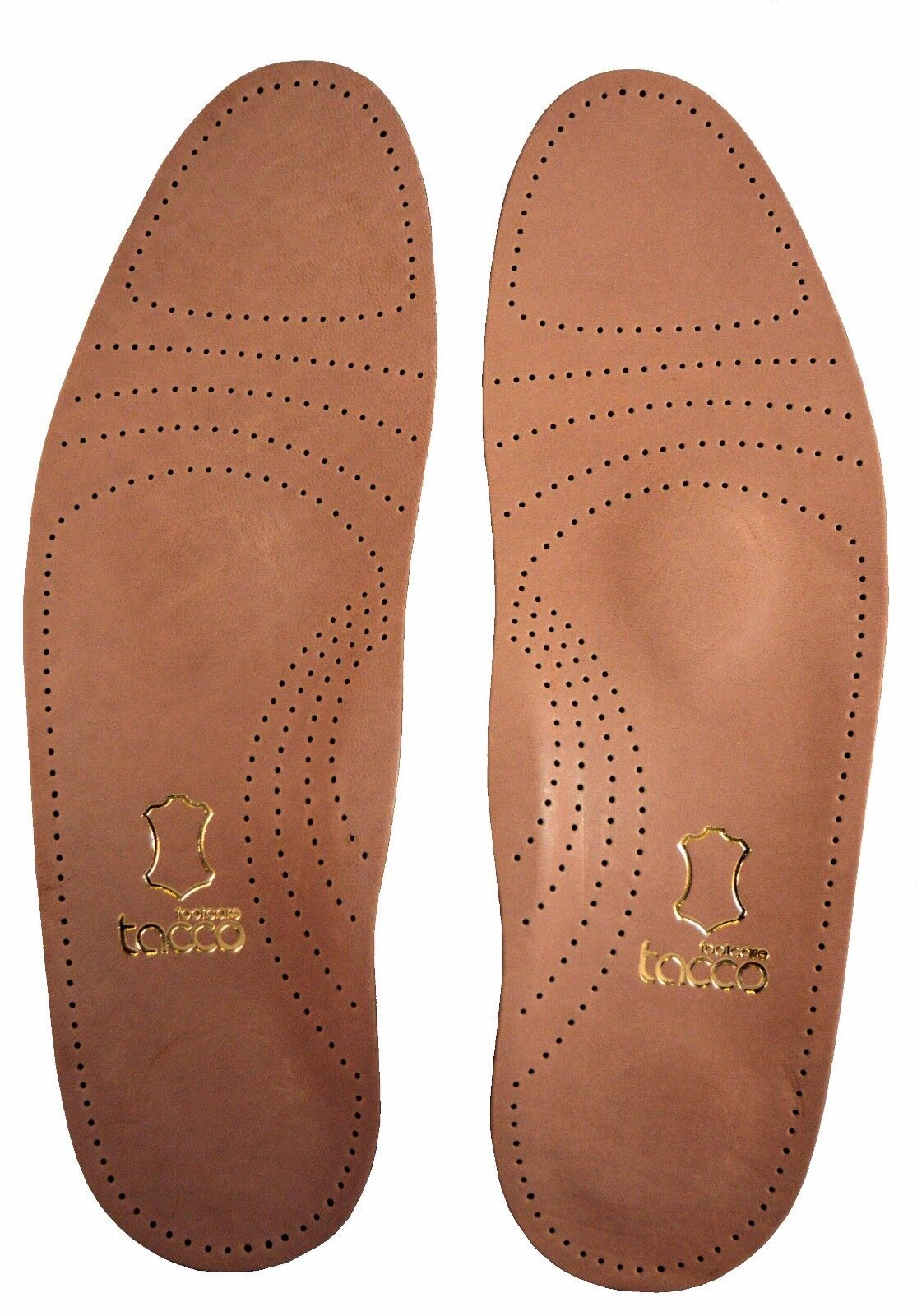 TACCO FULL LENGTH ARCH SUPPORT INSOLES