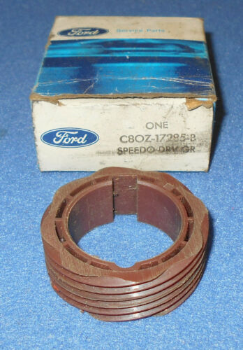 1968 1969 1970 1971 1972 1973 Ford Mustang NOS 3-Speed MT SPEEDOMETER DRIVE GEAR